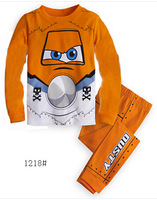 2016 Children Customed Your Own Branded Cartoon Full Printing Clothing Sets China Factory