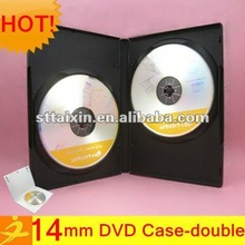 14mm cd and dvd storage case
