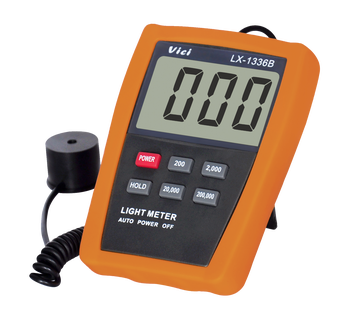 LX-1336B Electronic Power and light meter Usage digital light meter luminous meter