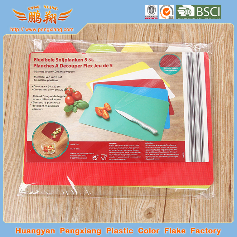 plastic measuring cutting board