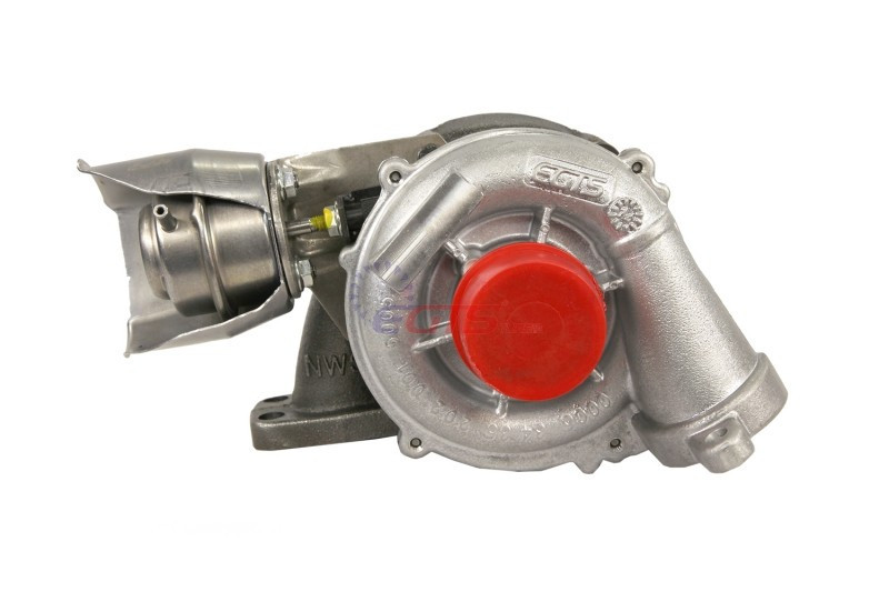 1.6 HDI 110 hp Turbocharger