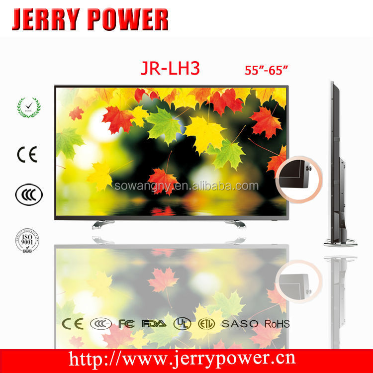 China brand new hot facory price led tv smart/ led television set/4k led tv with high quality