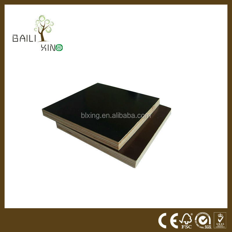 E0 glue decorative plywood with high quality