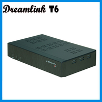 New Dreamlink T6 HD Satellite Receiver + XBMC / KODI + IPTV with DL-300 module for North America