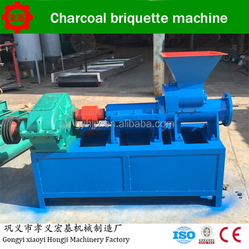 High Quality Standard screw and barrel for charcoal briquette extruder machine
