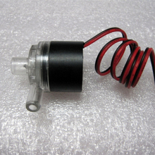 Ultra mini hygienic 3V 4.5V 6V 12V High quality low pressure brushless dc water pump for pumping drinks liquid