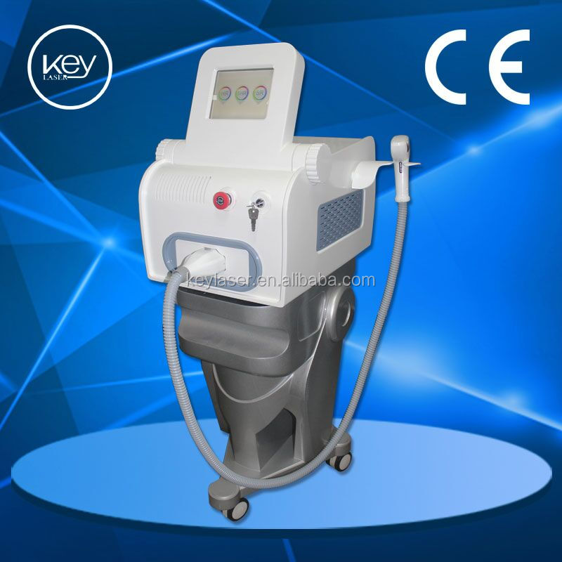 2016 hot selling diode laser hair removal / 2016 new portable ce 808nm hair removal laser