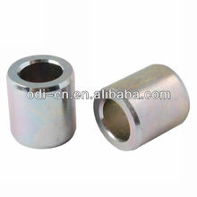 precision small galvanized steel sleeve axle/shaft bushing spacer