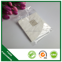 bamboo napkins with printed logo pulp dinner custom printed tissue paper