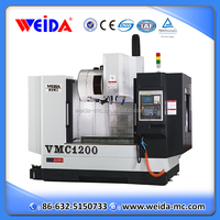 VM1200 low cost cnc machinery for sale made in China