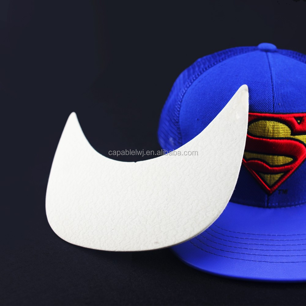 Visor Plastic Peaks for Cap Accessories