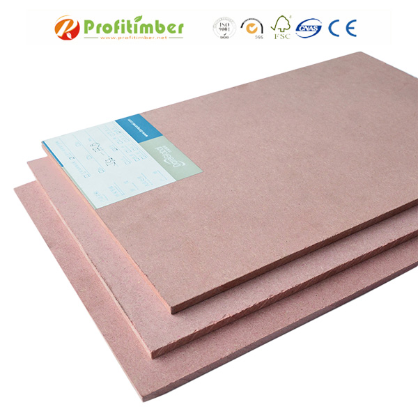 Guangdong Fire Rated MDF Board