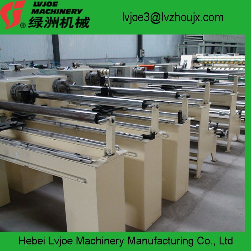 Manual Log Cutter /Log Roll Slitter/Core Cutter