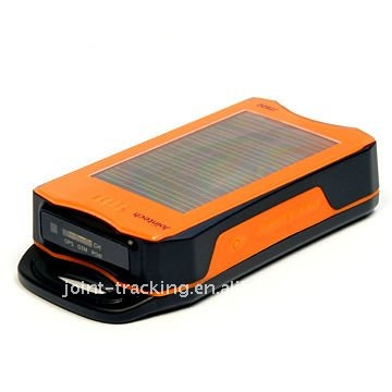 JT600 Solar Personal GPS tracker with big backup battery 2500mAh