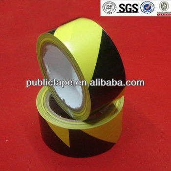 PVC Warning Adhesive Tape for caution