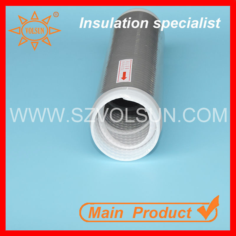 Equal to Wetra Brand silicone rubber cold shrink sleeve