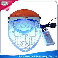 YYR multi-function beauty facial massager led skin care device