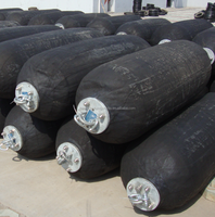 Yokohama Marine Pneumatic Rubber Fender Used