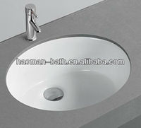 HM-C-25 ceramic under counter wash basin design