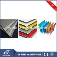 Good Quality Aluminium Composite Panel Price