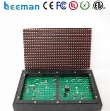 Free shipping leeman P10 <strong>LED</strong> module mini <strong>led</strong> desk <strong>display</strong> 3 years warranty