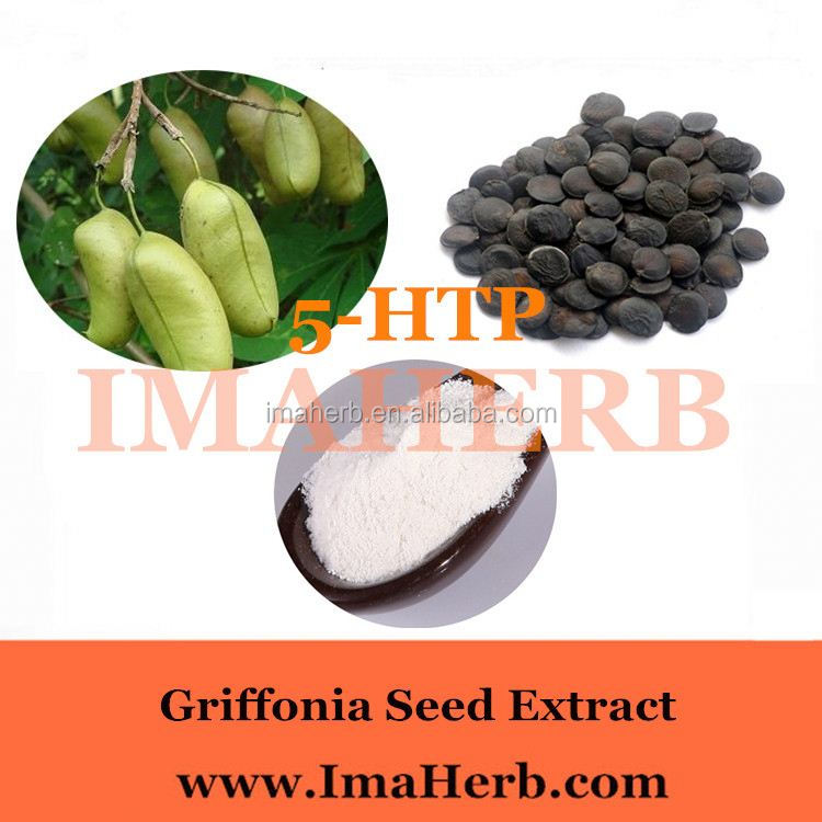 Low price gmp approved nature organic 5-htp 5-hydroxytryptophan