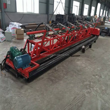Electric concrete paver machine concrete vibrator and spreader