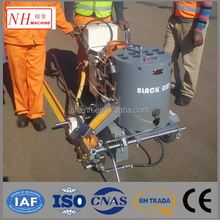 Hand push Thermoplastic road line marking machine