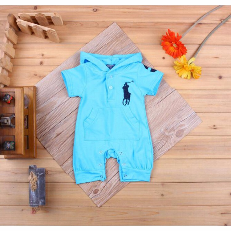 Candy Color Cotton Baby Babies Toddlers Infant Rompers Wholesale
