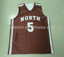 Mesh Basketball Jerseys