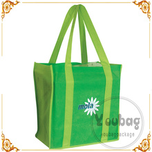 Alibaba supplier tnt shopping cute nonwoven silk screen non woven bag