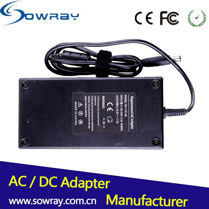 Original AC Power Adapter Charger for Lenovo 150W FSP150-RAB ADP-150NB DB 19.5V 7.7A 6.3*3.0mm 0A37769/36001876/54Y8838