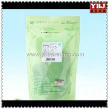 china best choice reinforced plastic zipper bag