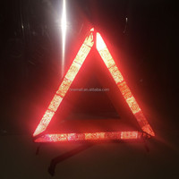 21 LED warning light road hazard emergency tool kit triangle