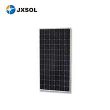 TUV approved high quality portable flexible 300w monocrystalline solar panel