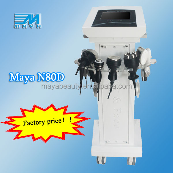 Manufacture!! Maya fat burner equipment/ salon use beauty and weight loss machine MY-N80D