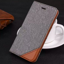 High Protective PU Soft Flip Leather Case For iPhone 7, Mobile Phone Back Cover For iPhone Case Leather