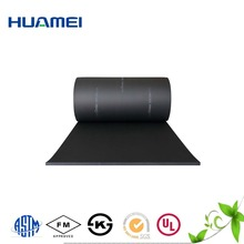 Heat resistant insulation foam rubber floor mats driveway rubber mats