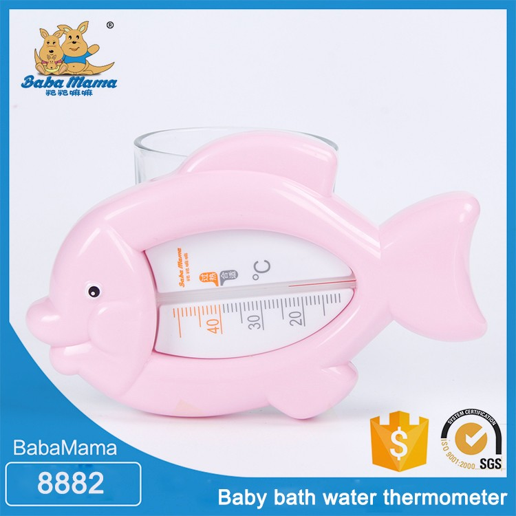 Newest design top quality turtle baby bath toy water thermometer