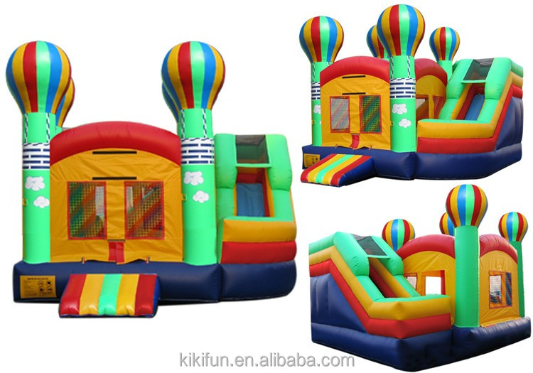 Christmas promotions good quality outdoor lovely jump bouncer inflatable, inflatable bouncer slide for birthday party
