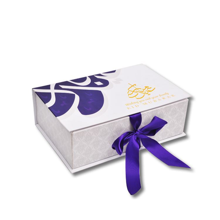 Customized Paper Gift Packaging Cardboard Box
