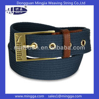 military combat belts with customized metal buckle