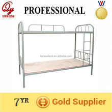 steel labor bed with wooden board base for home A-10