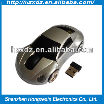 The new wireless mouse quality guarantee Car mouse