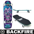 Backfire 2013 New Design 100% Canadian maple complete skateboard