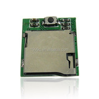 WT2000 32G SD card recordable encrypt voice module
