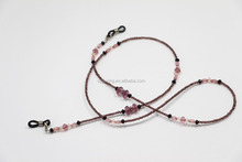 Glass Bead glasses chain/sunglasses rope glasses neck chains
