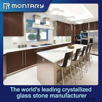 Quartz stone pictures of dining table