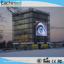 New Technology for P8/P10/P15/P30 Transparent Outdoor LED Window, Transparent LED Window Glass Advertising Screen