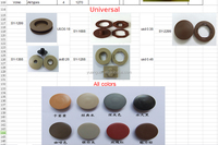 Universal car floor mat clips,hooks,fasteners/Popular sale auto fastener plastic clips/Auto door panel clips